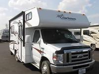 2013 Coachmen Freelander 19CBF. Secondhand Certified