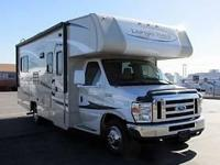 2013 Coachmen Leprechaun 220QBF. New 25 Class C Mini