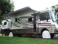 2013 Coachmen Mirada M-35DL. PRICE REDUCED!!! QUICK