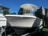 2013 Cobia 237 provides offshore tournament capability