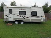 travel trailer (21 ft) for sale. Excellent