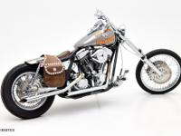 2013 Counts Kustoms Harley Davidson FXR Chopper