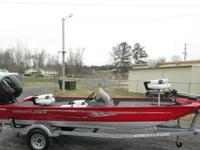 Here is a very nice little crappie boat..... Nice