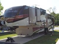 2013 Redwood with Slide n' Slide Model RW36FB (Rear