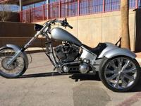 2013 Custom Built Trike- - Lots of goodies independent