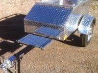 I have a 2013 Escape Motorcycle Aluminum Trailer I need