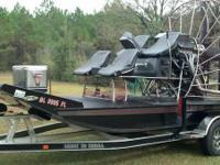 2013 Diamondback DAA 148 Airboat. 2013 Diamondback 14'