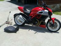 Make: Ducati Model: Other Mileage: 2,870 Mi Year: 2013