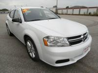 2013 DODGE AVENGER 4 door Sedan Our Location is: Five