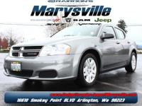 One Proprietor !!! LOW LOW MILES! Avenger SE, 2.4 L I4