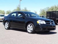 Well Maintained. Avenger SXT and 4D Sedan. Welcome to