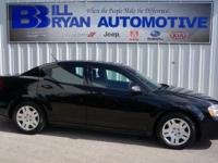 2013 Dodge Avenger 4dr Car SE V6 Our Location is: Bill