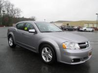 PRICED TO MOVE $1,900 below Kelley Blue Book! CARFAX