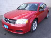 Dodge Certified, CARFAX 1-Owner. SE trim. CD Gamer,