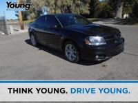2013 Dodge Avenger. GPS Navigation and Power Express