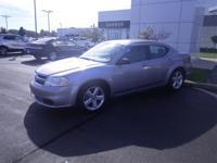 2013 Dodge Avenger ... SE Trim Package ... 2.4 L 4 cyls