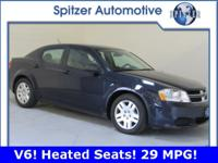 **3.6L V6* *Heated Seats* *Power Seat* *29 MPG* *2013