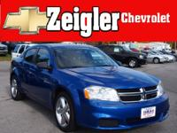 Exterior Color: blue streak pearlcoat, Body: Sedan,