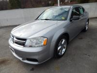 Auto World now has to offer you a 2013 Dodge Avenger