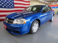 Options:  2013 Dodge Avenger Se|We Sell Our Vehicles At