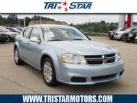 This 2013 Dodge Avenger SE features a braking assist,