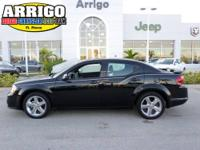2013 Dodge Avenger Sedan SE Our Location is: Arrigo