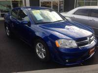 This 2013 Dodge Avenger SXT is offered exclusively by