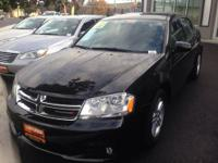 This outstanding example of a 2013 Dodge Avenger SXT is