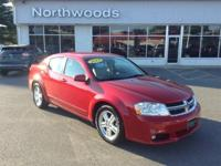 Northwoods Nissan is excited to offer this 2013 Dodge