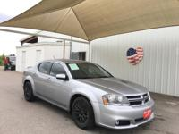 Familiarize yourself with the 2013 Dodge Avenger! This