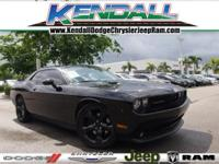 2013 Dodge Challenger 2 Dr Coupe R/T Our Location is: