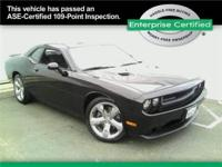 2013 Dodge Challenger 2dr Cpe SXT. Our Location is: