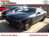 Black Clearcoat 2013 Dodge Challenger R/T RWD 5-Speed