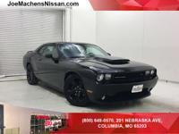 CARFAX One-Owner. Black Clearcoat 2013 Dodge Challenger
