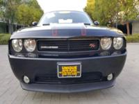 Options:  2013 Dodge Challenger R/T 2Dr