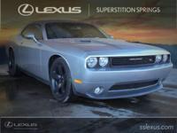 Clean CARFAX.  2013 Dodge Challenger R/T HEMI 5.7L V8