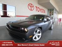 Options:  2013 Dodge Challenger R/T|R/T 2Dr Coupe|Thank