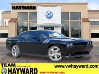 Options:  2013 Dodge Challenger R/T Plus Coupe|Black|V8