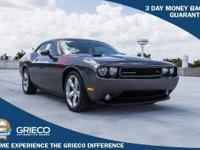 New Price! Clean CARFAX. 2013 Dodge Challenger R/T