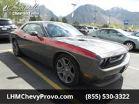 Only 27,061 Miles! Boasts 23 Highway MPG and 15 City