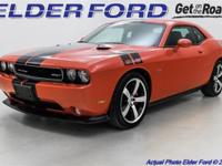 New Price! CARFAX One-Owner. 2013 Dodge Challenger 2D