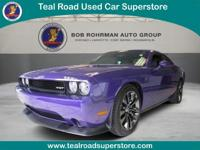 CarFax 1-Owner, LOW MILES, This 2013 Dodge Challenger