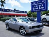 Options:  2013 Dodge Challenger Sxt|Silver|Right Car!