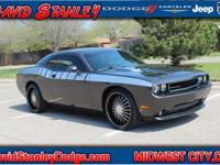 Challenger SE, 2D Coupe, 3.6L V6 24V VVT, and