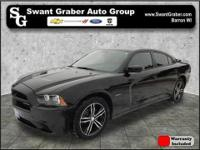 Sporty AWD sedan equipped with Sirius satellite radio,