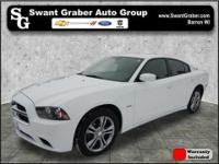 Sporty sedan equipped with AWD, Sirius satellite radio,