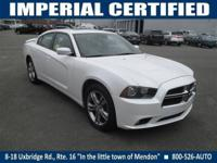 SXT Plus trim. CARFAX 1-Owner. Heated Leather Seats,