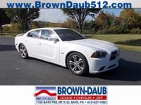 Exterior Color: bright white, Body: Sedan, Engine: 5.7L