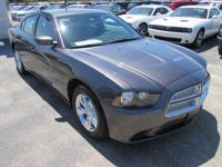 This 2013 Dodge Charger benefits greatness in a good