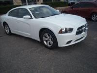 THIS  IS A VERY SHARP 2013 DODGE CHARGER V-6 AUTOMATIC.